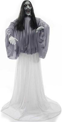 Фото Декорация Ведьма в белом