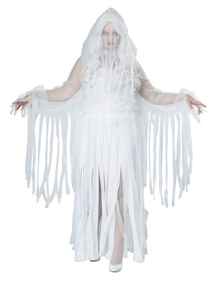 Фото Костюм Дух призрака взрослый