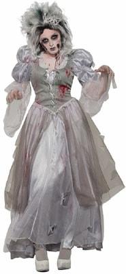 Фото Костюм Принцесса зомби взрослый