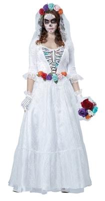 Фото Костюм Мертвая невеста взрослый