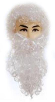Фото Парик и борода Деда Мороза (малая)
