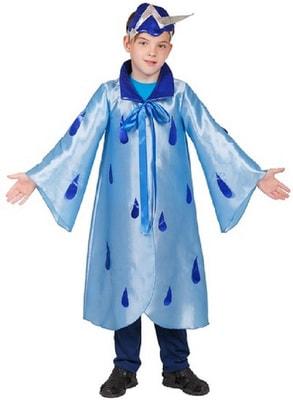 костюм дождь