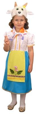 Фото Костюм Козочка в косынке детский