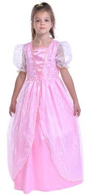 Фото Костюм Принцесса ренессанса (розовый) детский