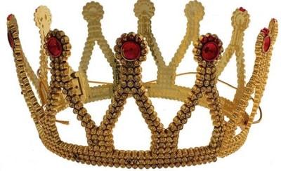 Фото Корона Принцесса с камнями