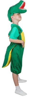 Фото Костюм Крокодил в комбинезоне детский