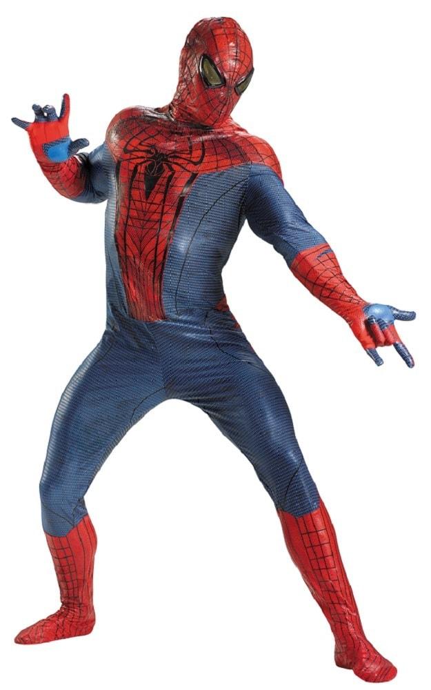 человек паук костюмы фото долгих