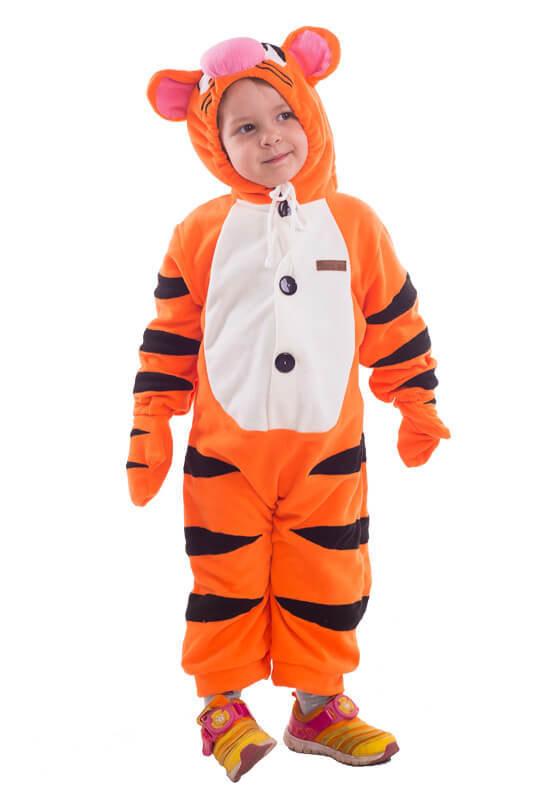 Костюм кигуруми Тигр детский FR0000721 купить в интернет-магазине ... 1cce2be03a706