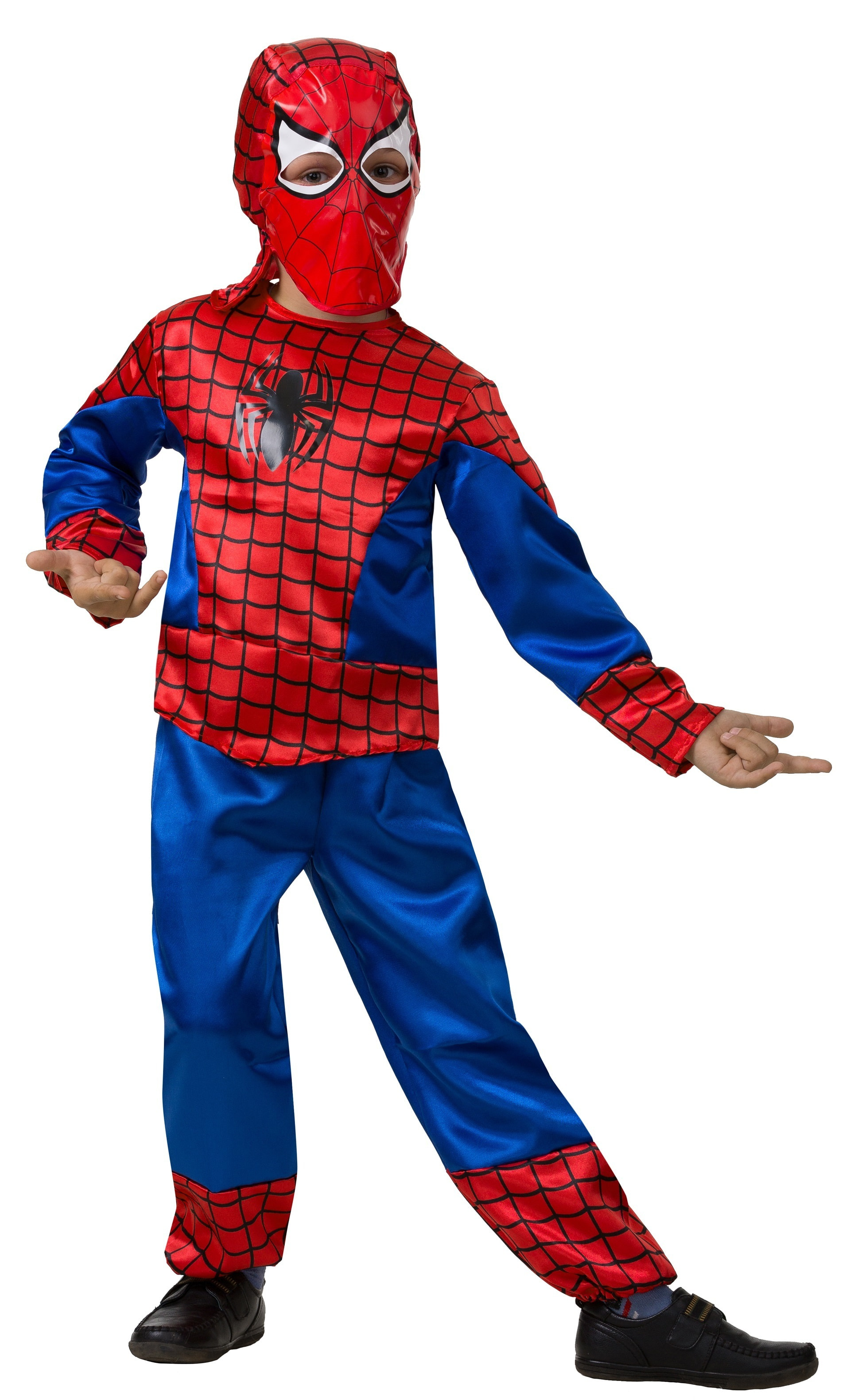 Костюм Человек-паук в куртке детский 7011 купить в ...