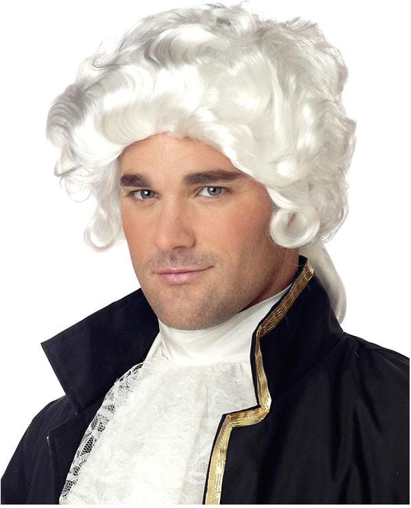 Картинки мужик в парике