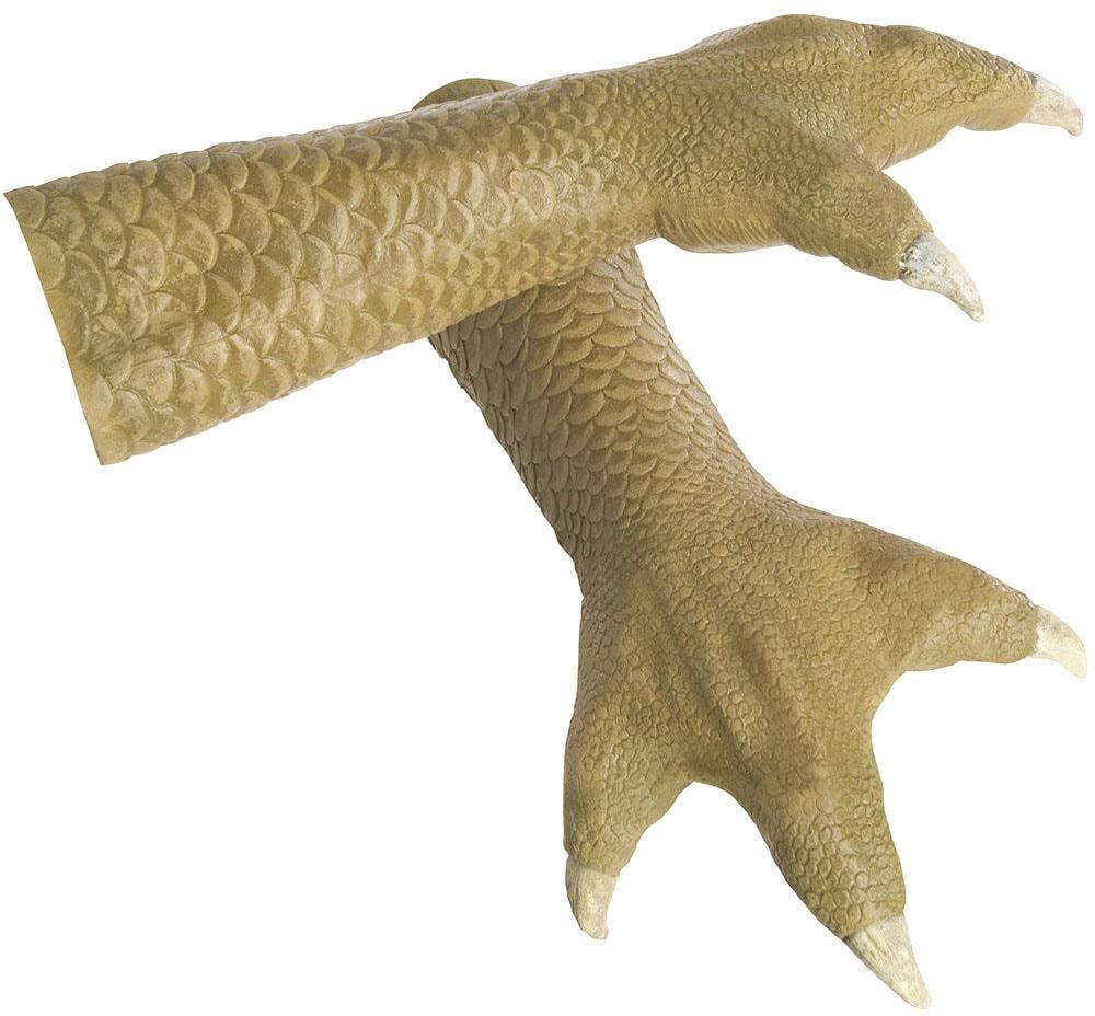 Перчатки Динозавра взрослые