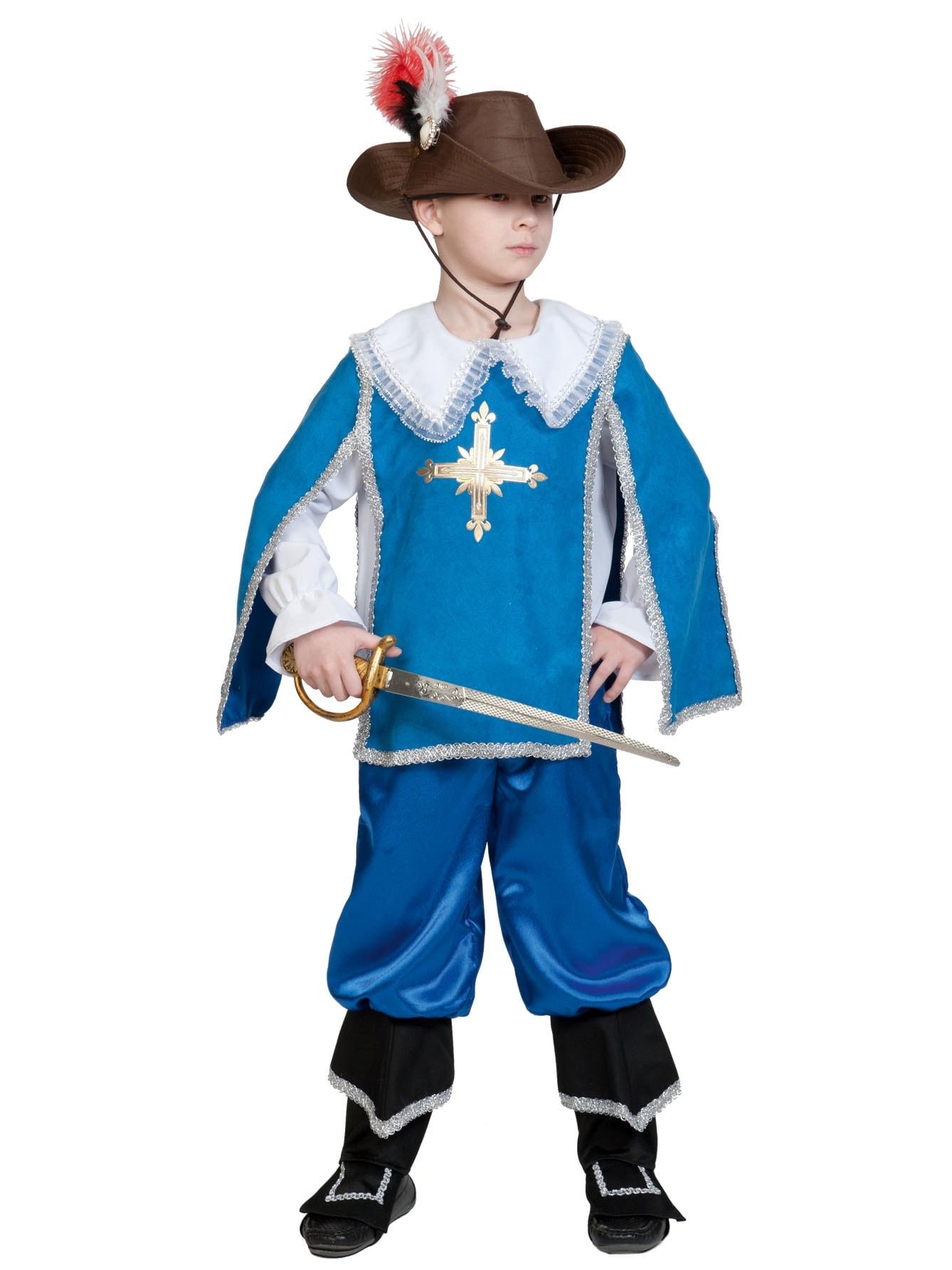Как сшить костюм мушкетера своими руками фото