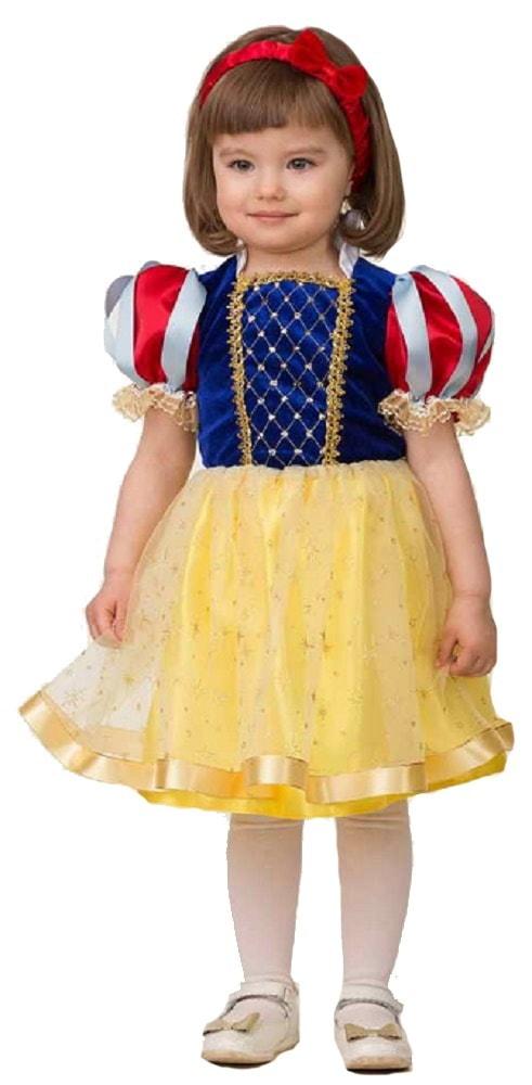 f34d98d2b3bd9be Костюм Белоснежка малышка детский 7076 купить в интернет-магазине ...