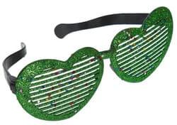 Фото Гигантские очки Сердечки