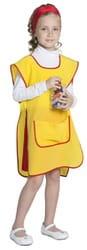 Фото Костюм Швея в жёлтом детский