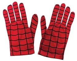 Фото Перчатки Человека-паука deluxe взрослые