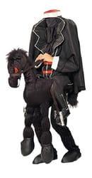 Фото Костюм Всадник без головы на коне взрослый