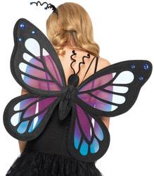 Фото Крылья бабочки-феи