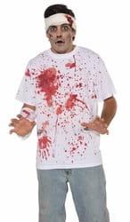 Фото Окровавленная рубашка