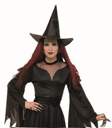 Фото Шляпа злой ведьмы взрослая