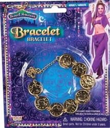 Фото Браслет из золотых монет