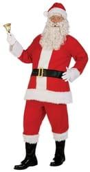 Фото Костюм Санта Клаус (большой размер) взрослый