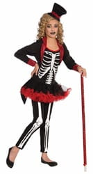 Фото Костюм танцующий Скелет детский