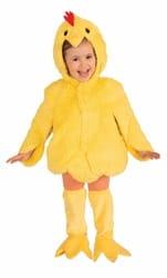 Фото Костюм Цыпленок в комбинезоне детский