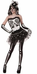 Фото Юбка леди скелет