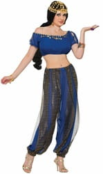 Фото Головной убор восточной танцовщицы