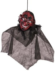 Фото Декорация подвесная голова Дьявола