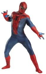 Фото Костюм Человек-паук в маске (большой размер) взрослый