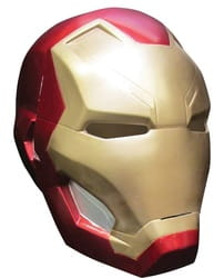 Фото Маска Железный человек взрослая (шлем)
