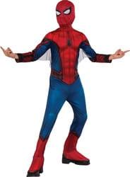 Фото Костюм Человек-паук с крыльями детский
