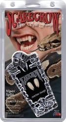 Фото Экстра-длинные клыки вампира