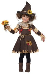 Фото Костюм Лесная ведьмочка детский
