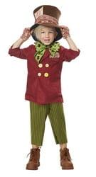 Фото Костюм Безумный шляпник детский Люкс