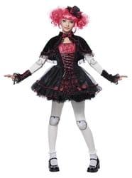 Фото Костюм Викторианская кукла детский