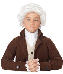Фото Парик в стиле 18-го века детский