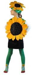 Фото Костюм цветок Подсолнух детский