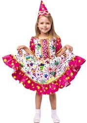 Фото Костюм Хлопушка в платье детский