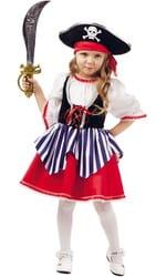 Фото Костюм Пиратка Сейди детский