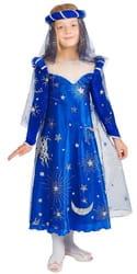 Фото Костюм Принцесса Изабелла (синяя) детский