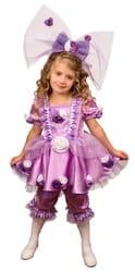 Фото Костюм Тутси (фиолетовый) детский