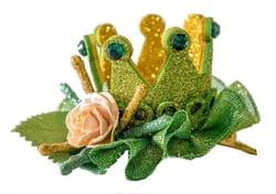 Фото Корона Царевна-лягушка Люкс детская