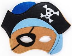 Фото Маска опасный Пират детская