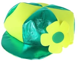 Фото Шляпа Хлопчик (желто-зеленая) взрослая