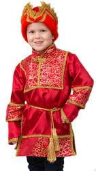 Фото Костюм русский народный Царевич детский