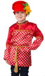 Фото Костюм Кузя народный детский