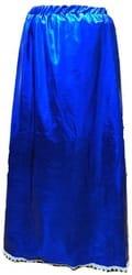 Фото Юбка народная (синяя) взрослый